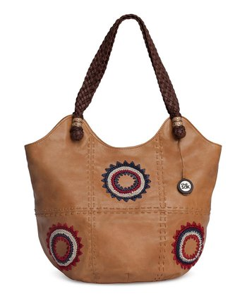 Americana Starburst Shoulder Bag