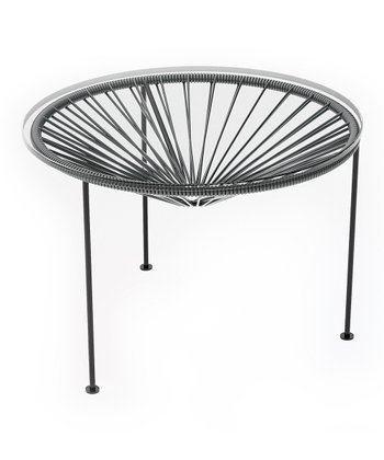 Black Zica Table