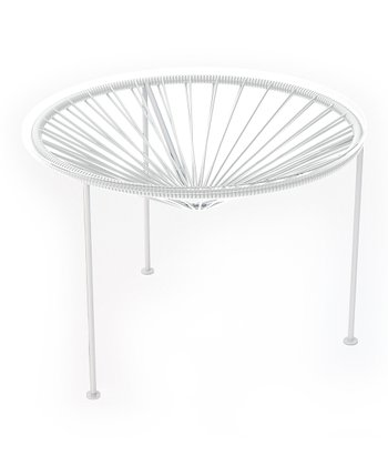 White Zica Table