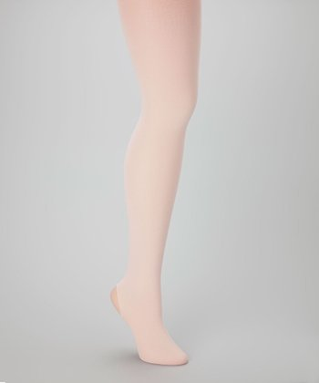 Pink Supersoft Convertible Tights - Women