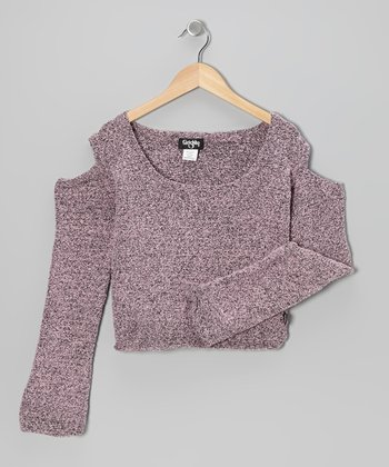 Dusty Rose Silktex Sweater - Women