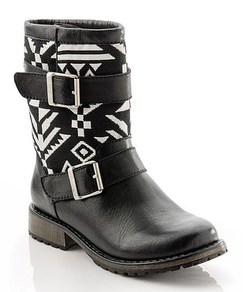 Black Sasha Boot