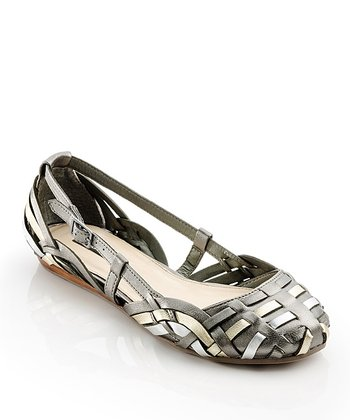 Metallic Mary Flat