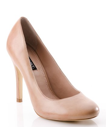 Blush Rosemary Pump