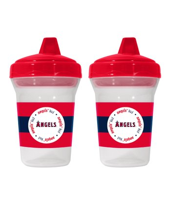 Los Angeles Angels Sippy Cup - Set of Two