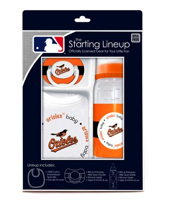 Baltimore Orioles Baby Gift Set