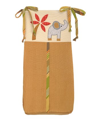 Elephant Brigade Diaper Stacker