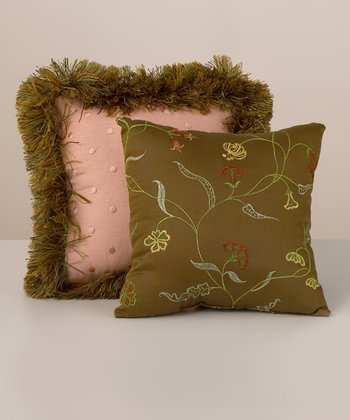 Taffy Pillow Set