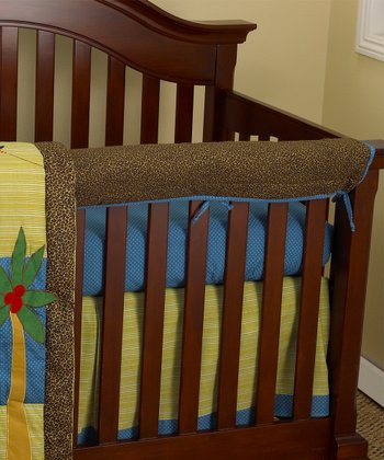 Paradise Crib Rail Cover
