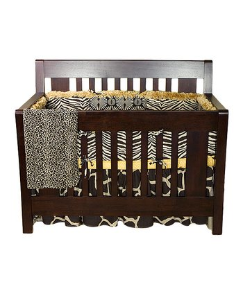 Sumba Crib Bedding Set