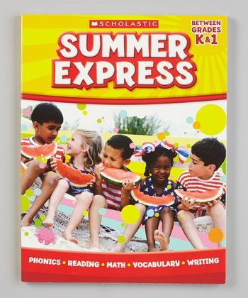 Summer Express Between Kindergarten and First Grade Paperback