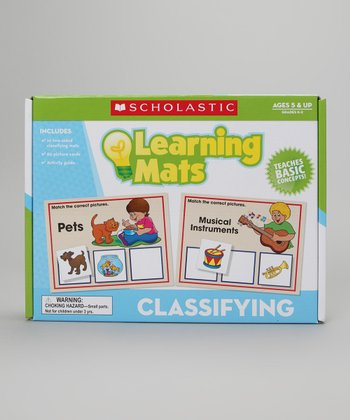 Learning Mats: Classifying Set