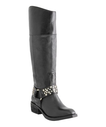Black Alexis Boot - Women