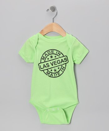 Key Lime 'Made in Las Vegas' Infant Bodysuit - Infant