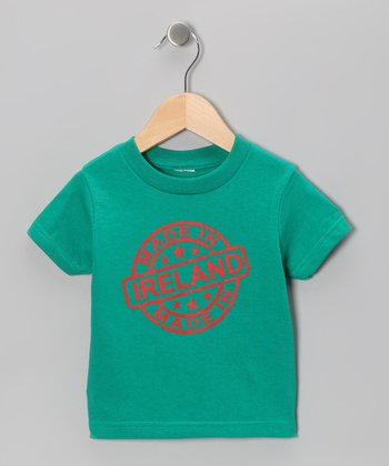 Kelly Green 'Made in Ireland' Tee - Toddler & Kids