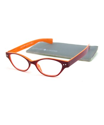 Red & Orange Le Maire Readers