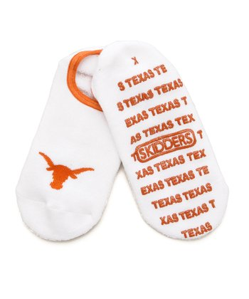 Texas Longhorns Gripper Ankle Socks - Women