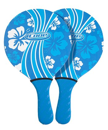 Blue Aloha Hydro Smash Set