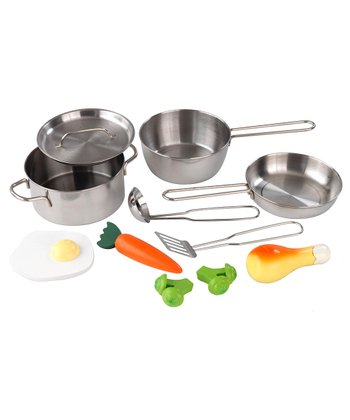 Deluxe 11-Piece Cookware Set