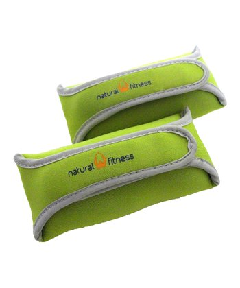 Green Hand Walking Weight - Set of Two