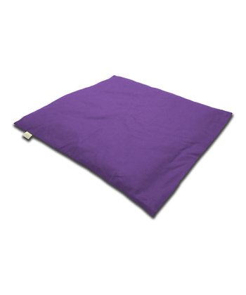 Purple Zabuton Cushion