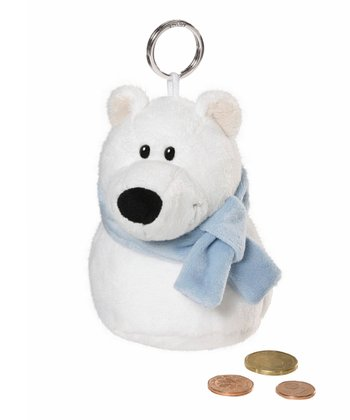 Polar Bear Coin Purse