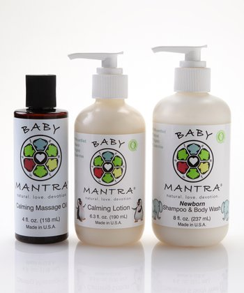 Natural Lavender Skincare Set