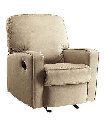 Straw Sutton Gliding Recliner