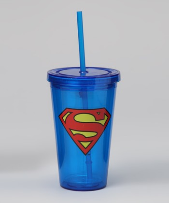 Superman Logo Cold Cup
