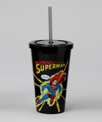 Superman 'It Tickles' Cold Cup