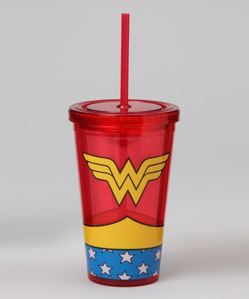 Wonder Woman Cold Cup