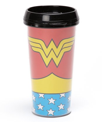 Wonder Woman Travel Mug