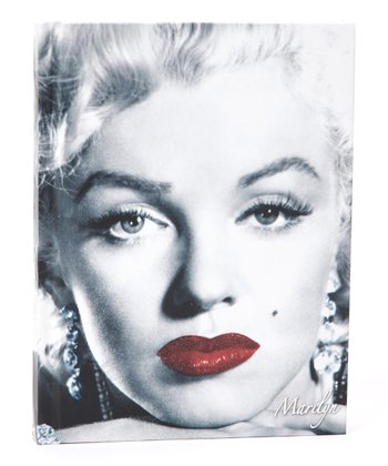 Marilyn Monroe Hardcover Journal
