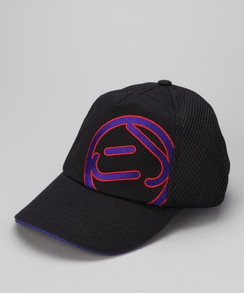 Jet Black Gloryboy Baseball Cap