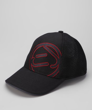 Jet Black Gloryboy Cap