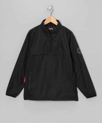 Jet Black Hurricano Jacket - Boys