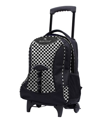Chessboard Pacific Gear Wheeled Backpack
