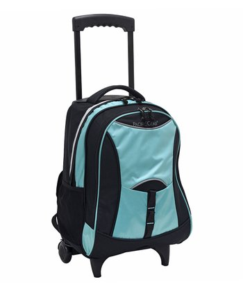 Glacier Pacific Gear Wheeled Backpack