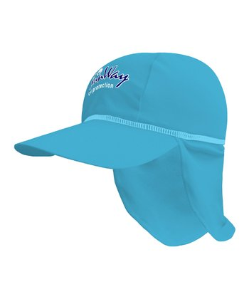 Light Blue Ligyonery Desert Hat