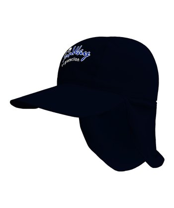 Navy Ligyonery Desert Hat