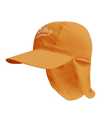 Orange Ligyonery Desert Hat