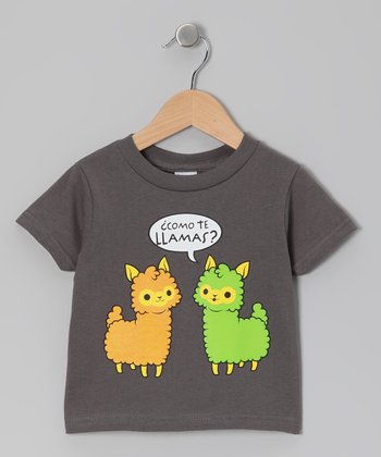 Way With Words: Kids' Apparel