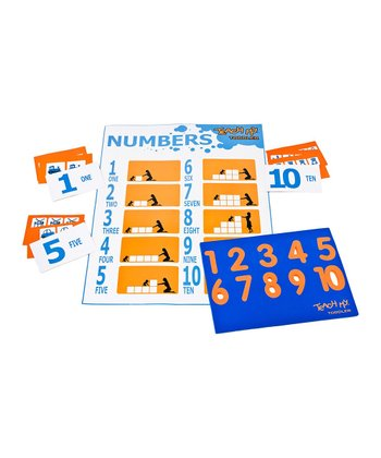 Teach My Toddler: Numbers to 10 Set