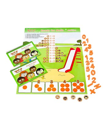 Teach My Preschooler: Math Set