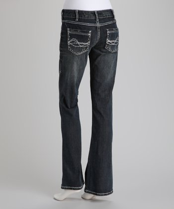 Don't Fence Me In Frequency Bling Jeans - Women & Plus