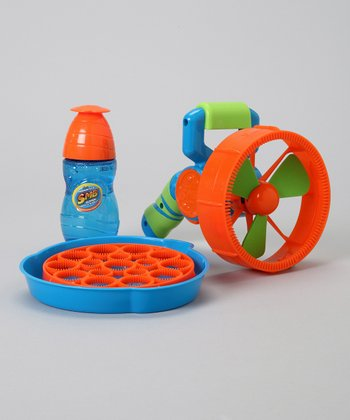 Super Miracle Bubble Turbine Set