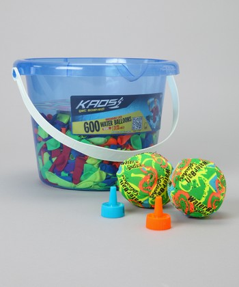 KAOS Ultimate Battle Bucket Set