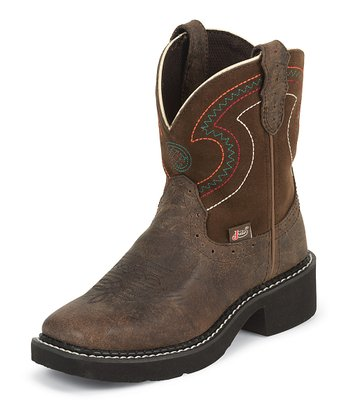 Barnwood Cowboy Boot - Boys