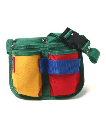 Green & Yellow Tool Belt