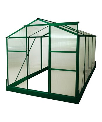 Green Large Greenhouse